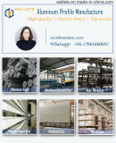China perfil de alumínio de alta resistência à corrosão em tubagem de alumínio de extrusão do tubo / / fornecedor de tubos