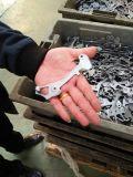 Timbrando gli accessori della scatola ingranaggi con galvanizzare