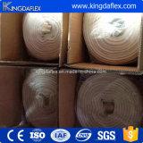 Gran diámetro de caucho PVC PU forro de lona de manguera de incendios