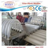 幅1220mm PVC波形の屋根瓦の放出ライン