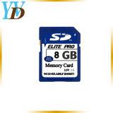 Fotografía de alimentación de la tarjeta de memoria SD 8GB (YWD-SD-7)