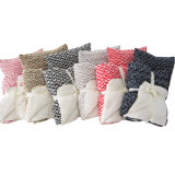 Jacquard PV Couverture en laine polaire, doubles couches Blanket