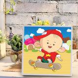 Дети DIY фабрики сразу оптовые новые Handcraft подарок T-034 мальчика девушки малышей промотирования стикера