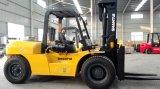 10 Tonnen-Aufzug-LKW mit wahlweise freigestellten Vollreifen
