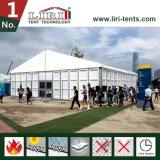grote Tent van het Aluminium van de Spanwijdte van 70m de Duidelijke voor Tentoonstelling, Overleg en Arena