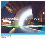 Codo inconsútil suave de las instalaciones de tuberías de acero de la soldadura a tope ASTM B16.9