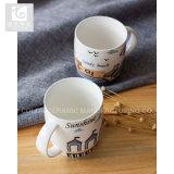 الصين أصليّة [12وز] يدوية سيطرة خزفيّة لبن فنجان