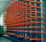 Cremalheira de aço do modilhão do armazém da alta qualidade