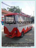 Тележка еды Китая Eco-Friendly еды торгового автомата передвижная для доставки с обслуживанием
