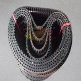 ゴム製二重側面のタイミングベルト