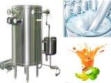 Sterilisator Met ultrahoge temperatuur van het Sap van het Roestvrij staal van het voedsel de Sanitaire