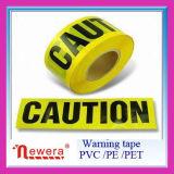 Предупреждение из ПВХ Лента ПВХ Пол Лента ПВХ Изоленты различных размеров имеющихся
