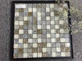 Telha de vidro popular do mosaico do assoalho e da parede do material de construção