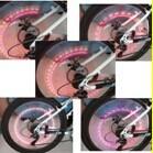 Un indicatore luminoso delle 2520159 rotelle per Motorcyle