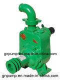 bomba de água de escorvamento automático agricultural de duas polegadas da série 50zb
