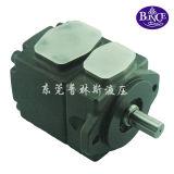 Pompa hydráulica resistente de la serie de alta presión PV2r1