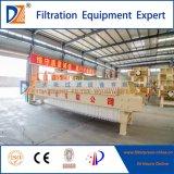 China-neue Raum-Filterpresse 2017 für Municiple Abwasser