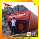 1000mm Schienen-Überfahrt-Rohr, das Maschine hebt