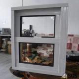 El bloqueo crescent cubierto polvo de aluminio levanta para arriba y abajo la ventana K01019