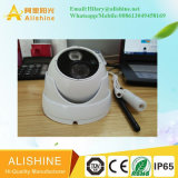 Macchina fotografica esterna del CCTV dell'indicatore luminoso di via LED WiFi con il sensore di movimento