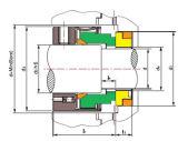 109b mechanische Verbinding (John Crane 109b, AES M02)