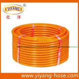 Boyau de jet de PVC pour l'agriculture (knit, type d'armure)