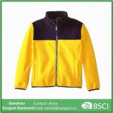 Куртка ватки Colorblock мальчиков модная микро- приполюсная