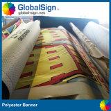 Signes de drapeau de frontière de sécurité de construction de signe d'indicateur de polyester grands