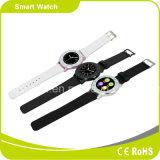iPhoneの携帯電話の歩数計の坐ったSiri Bluetoothのスマートな腕時計のためのMtk2502サポートAndroind