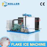 極度の市場のための氷の大箱が付いている2000kg/Day薄片の製氷機械、