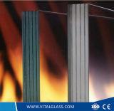 Vidro de flutuador matizado/vidro reflexivo colorido/vidro à prova de fogo