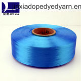 FDY Dopes Dyed 600d/144f Filament Polyester Drawn Yarn