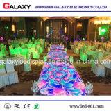 Disco de la etapa del RGB LED del partido de la barra de la galaxia Wedding Digitaces Dance Floor