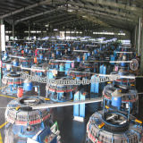 Fabricantes da mangueira de incêndio da lona da borracha sintética em China