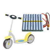 Scooter Battery Batterie rechargeable au lithium-ion pour E-Scooter
