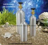 アルミニウムアクアリウムの二酸化炭素シリンダー