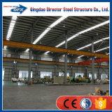 La memoria prefabbricata isolata si libera della costruzione industriale d'acciaio della tettoia