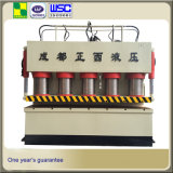Placa de venda da porta da fábrica da maquinaria de Zhengxi a melhor que grava a máquina da imprensa hidráulica