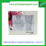 Косметический духи косметический уход за кожей и сливки упаковке с окна из ПВХ