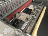 Fmy-Zg108Lのフルオートの情報処理機能をもった飛行のナイフによってプリコートされるフィルムのラミネータ