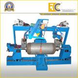 自動帯の溶接機のシリンダー整形工作物