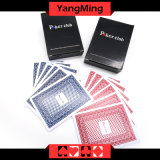 Plastiktexas Holdem Schürhaken-Spielkarten 100% imprägniern Belüftung-und Dull polnische Schürhaken-Stern-Brettspiele Ym - PC02