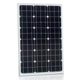 Высокая эффективность Mono солнечное Panel-50W