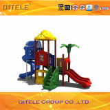 Buntes lustiges Kind-Spielplatz-Gerät