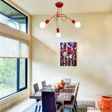 Moderne Stijl van de Lamp van de Tegenhanger van de Kroonluchter voor de Decoratie van het Restaurant