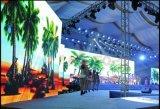 Parete locativa della visualizzazione di LED P4.81 video per la fase e l'evento