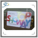 Custom Private Laser Printing Business Plastic Card