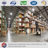 Het Sinoacme Vervaardigde Pakhuis van de Opslag van de Structuur van de Bundel van de Pijp van het Staal