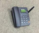 El teléfono sin cuerda analogico 6588, G/M de la tarjeta de SIM fijó el teléfono sin hilos