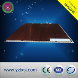 Compuesto de plástico a prueba de fuego de madera con textura de bambú WPC el panel de pared